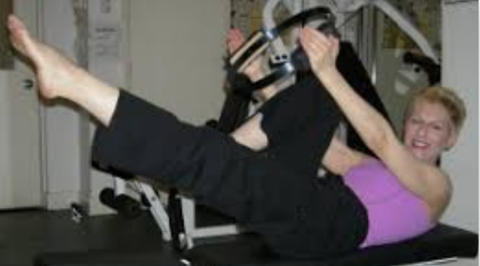 Fitness coach Marla Altberg