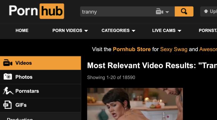 tranny porn