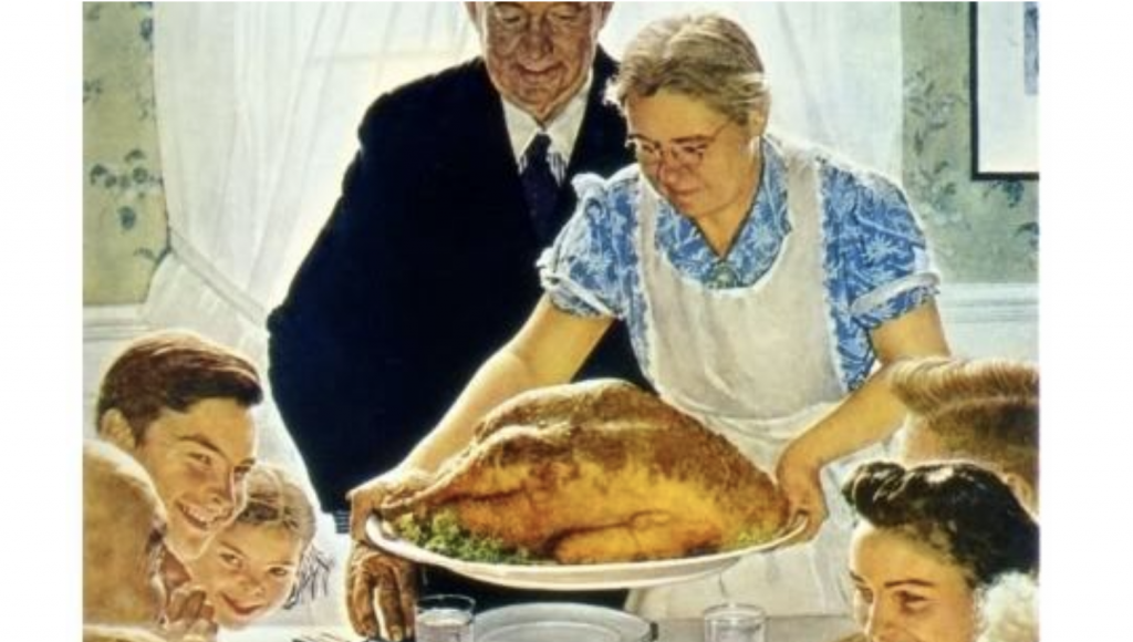 'Bah, Humbug!' Fauci Wants A Word About Your Thanksgiving ...