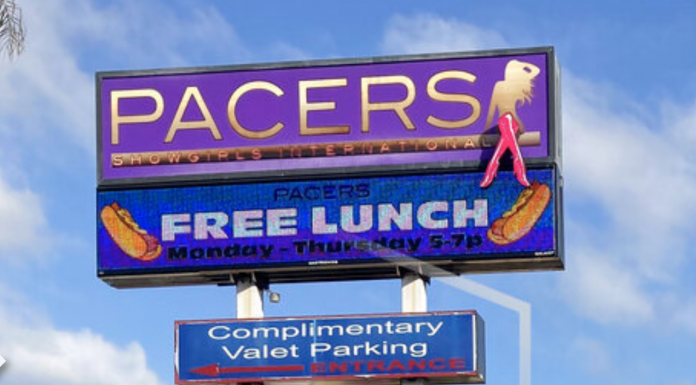 Pacers marquee
