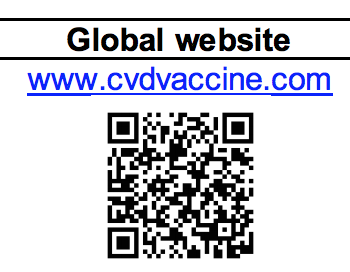 QR Code for vaccine information