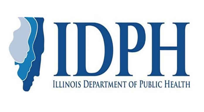 Logo of the Illinois Department of Public Health