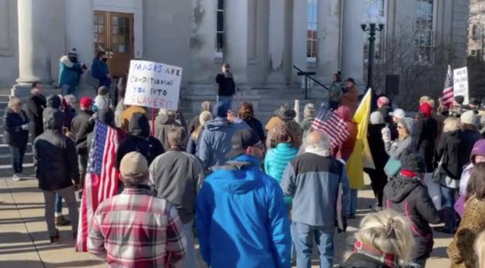 Protest, Concord NH