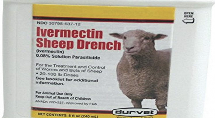 Ivermectin Sheep Drench product label