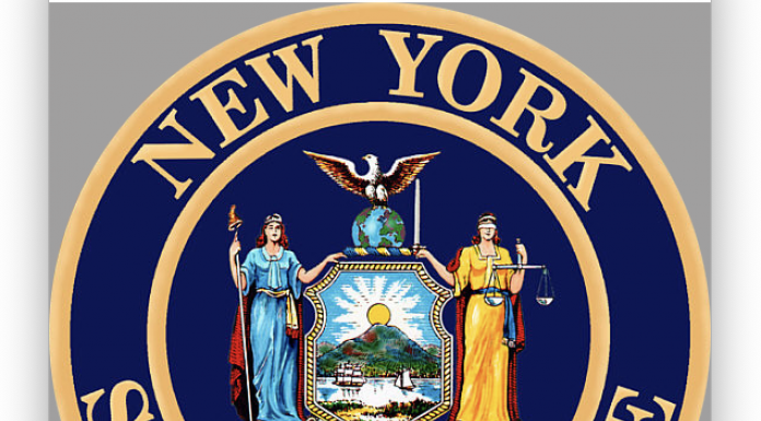 New York State Police insignia