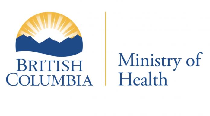 British Columbia Ministry of Health logo