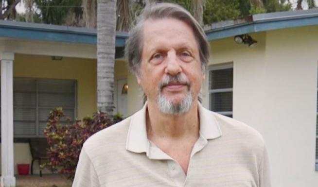 Florida homeowner Jim Ficken