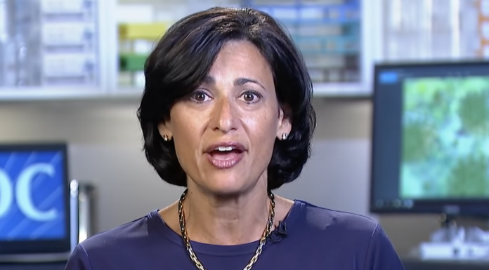 CDC Director Dr. Rochelle Walensky via YouTube