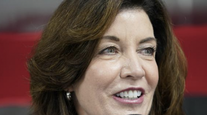 Governor of New York Kathy Hochul